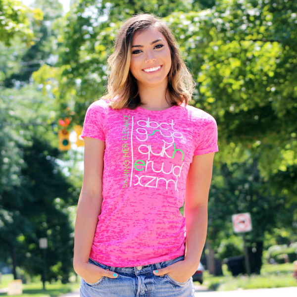 Saving Her Elegance T-Shirt1