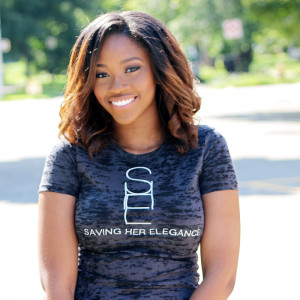 Saving Her Elegance T-Shirt2