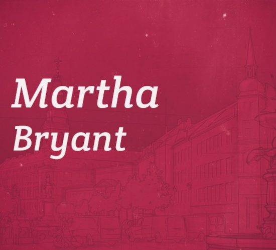 Martha Bryant - 100women