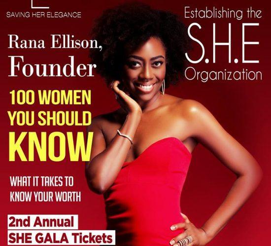 S.H.E Magazine Cover